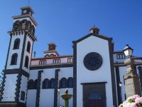 Moya Church in Gran Canaria