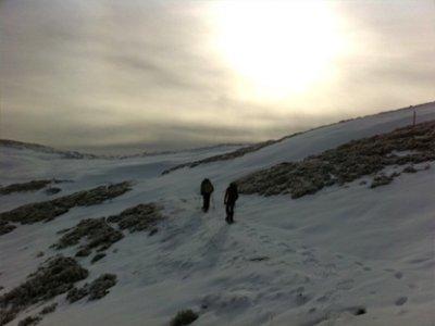 Asturias Naturaller Raquetas de Nieve