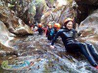 埃尔比耶索(El Bierzo)的溪降