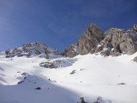 Alpinismo invernal aquiaventur