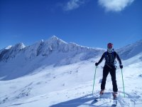 莱昂的高山滑雪