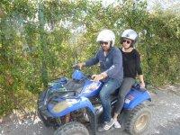 Ruta en quad individual Valle del Guadalfeo 1 h