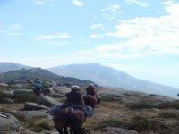 rutas por los montes