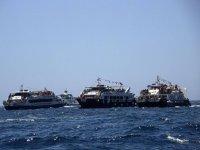 Glass Bottom Ferry en Mogan