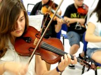 Violin training course