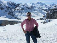 visitando los lagos de covadonga este invierno