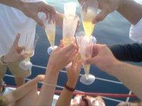 toast à bord