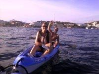 和你的朋友一起玩皮划艇
