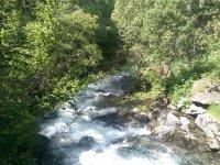 Rio aguas bravas