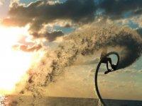 Flyboard en la costa alicantina