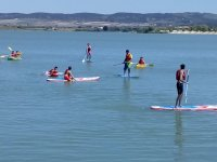 Paddle surf en Arcos