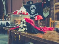 海盗酒馆海盗主题餐厅atrezzo