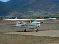 Come to fly in a light aircraft