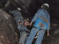 caving for bachelor parties