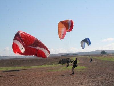 Curso de vuelo en paramotor en Córdoba