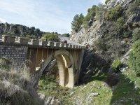 Puente desde donde practicamos puenting