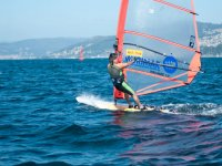 learning windsurfing