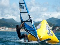 regata de windsurf