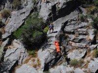 Mountain rescue course