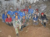 Course Initiation and improvement Caving