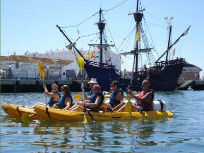 Faro del Sur Kayaks