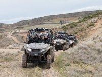 Ruta en buggy de 6 plazas por los senderos del Valle del Queiles