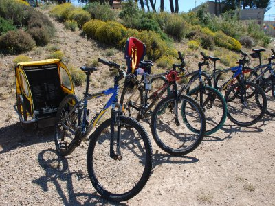 Noleggio mountain bike a tempo pieno, Tudela