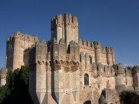 Castillo de Coca Castilla y Leon