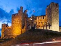 Castillo templarios Ponferrada