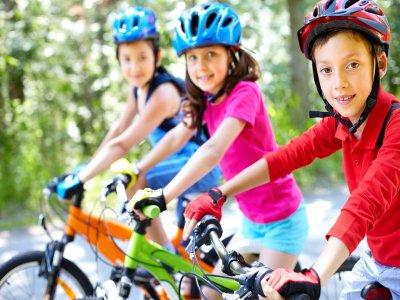 Noleggio biciclette per bambini, Tudela a tempo pieno