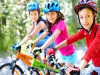 Alquiler de bici infantil, jornada completa Tudela
