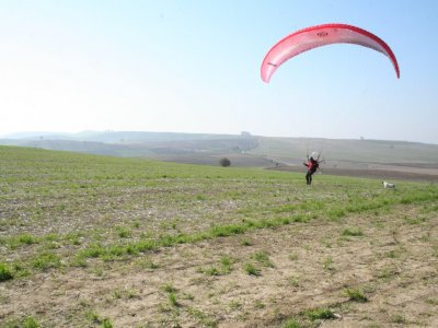 Paramotor Baptism in Córdoba 30 min + video