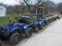 Nuestra flota de quads