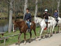 Rutas a caballo de todos los niveles