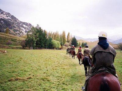 Cabalburr Rutas a Caballo