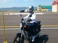 Conduccion de motocicleta en Cordoba