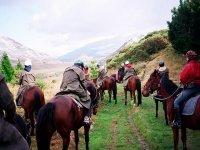 grupo a caballo