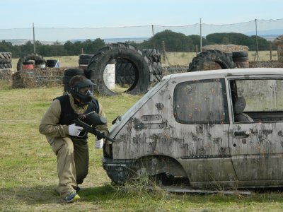 Paintball El Arenal