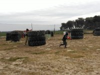 Paintball Infantil al aire libre