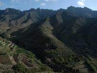 Los montes de Tenerife