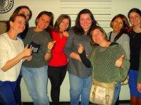 Grupo integrado por chicas