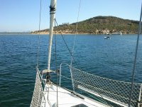 参与帆船赛浏览佩迪格拉岛