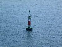 Indicador en el mar
