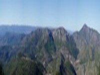 陡峭的景观