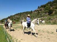 clases de equitacion