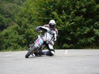 Escuela de conduccion de moto
