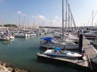 Barcos en Puerto Sherry