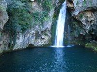 Cascada del Parque Natural Sierra de Andujar