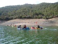 Kayak Rio Jandula