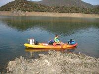 Paseo en canoa Sierra de Andujar